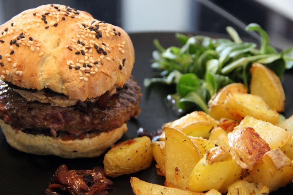 burger-foie-gras-pain-epices