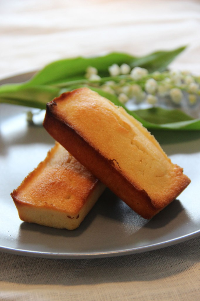 financiers-muguet