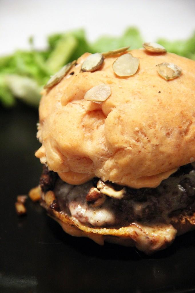 burger-automne-champignon-marrons-noix-2