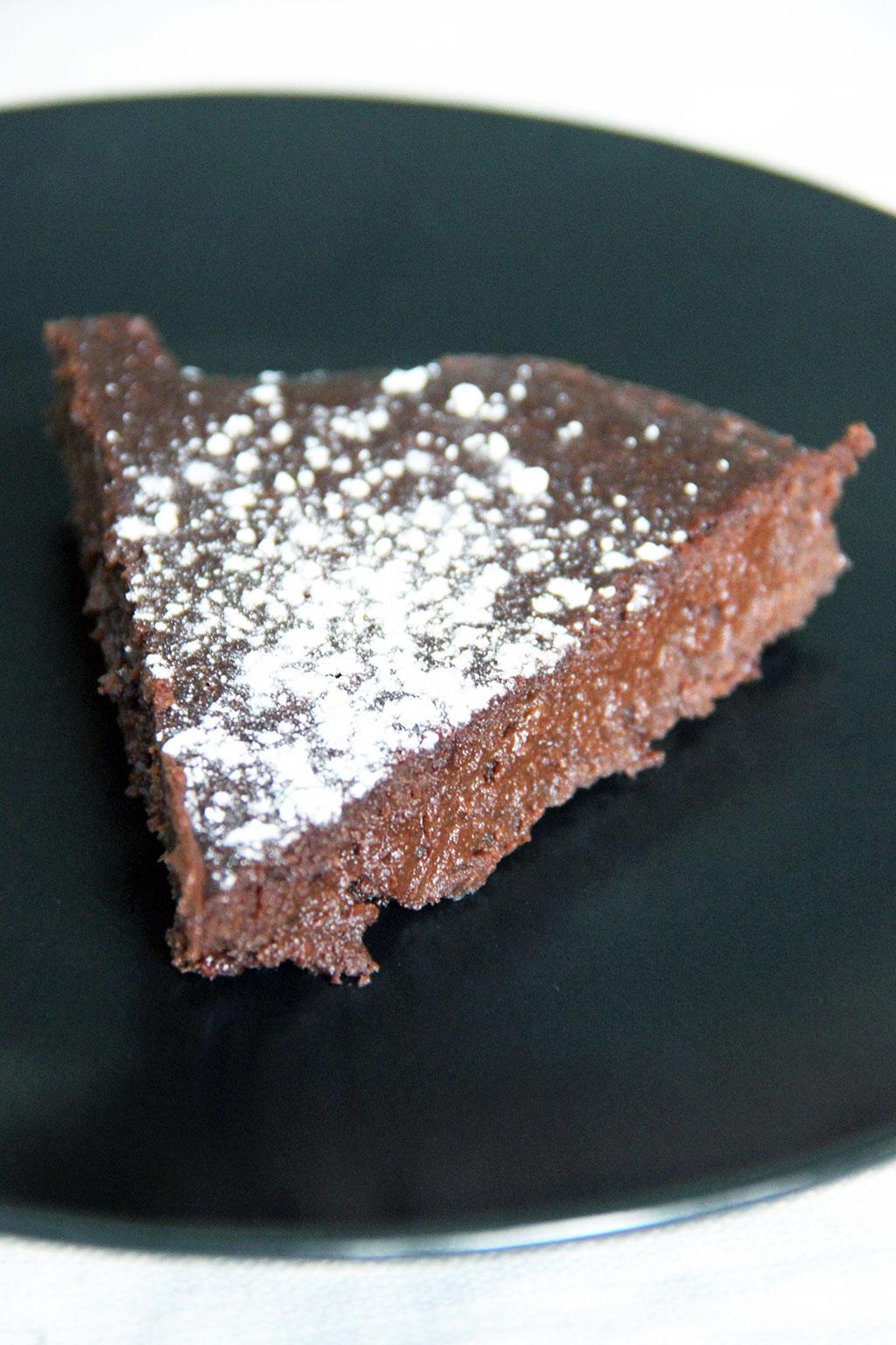 Fondant Au Chocolat Sans Beurre Not Parisienne