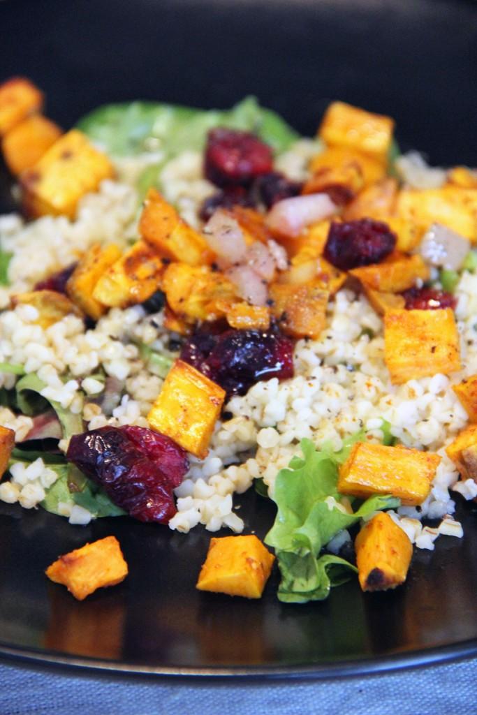 salade-patate-douce-boulgour-cranberries-3