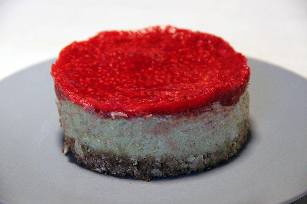cheesecake-framboise-matcha