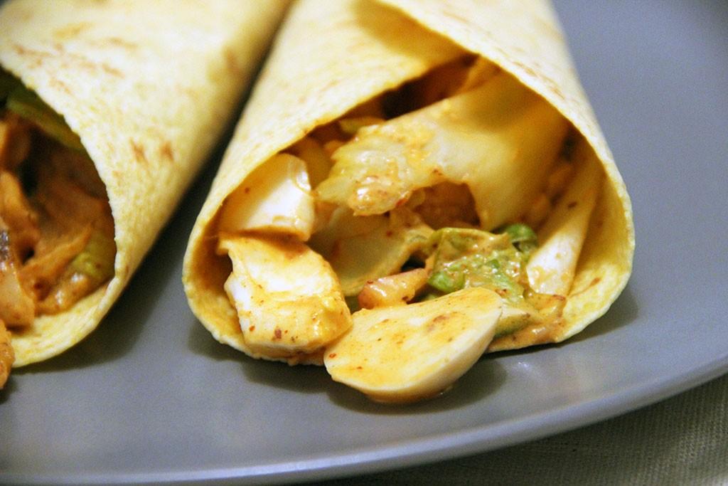 wrap-poulet-kimchi