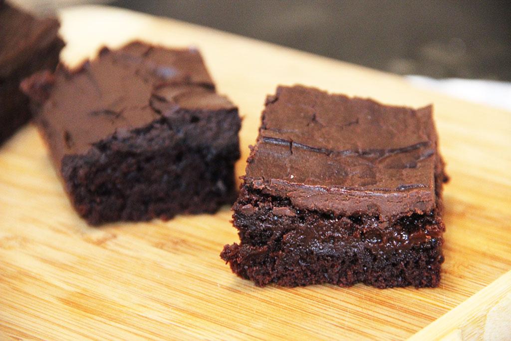 Gâteau au chocolat sans œufs, sans lait, sans beurre   Not ...