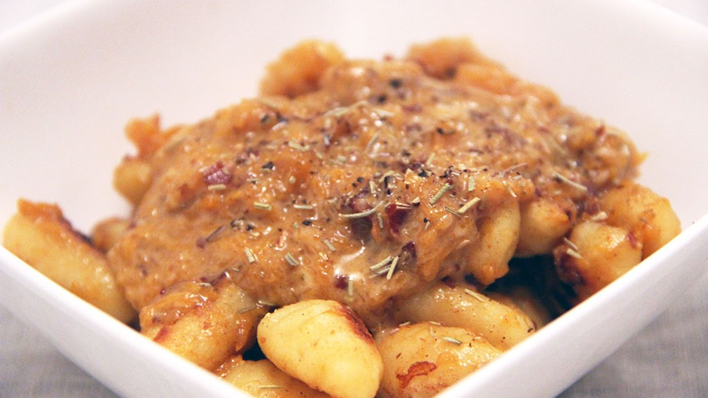 gnocchis-courge-pancetta