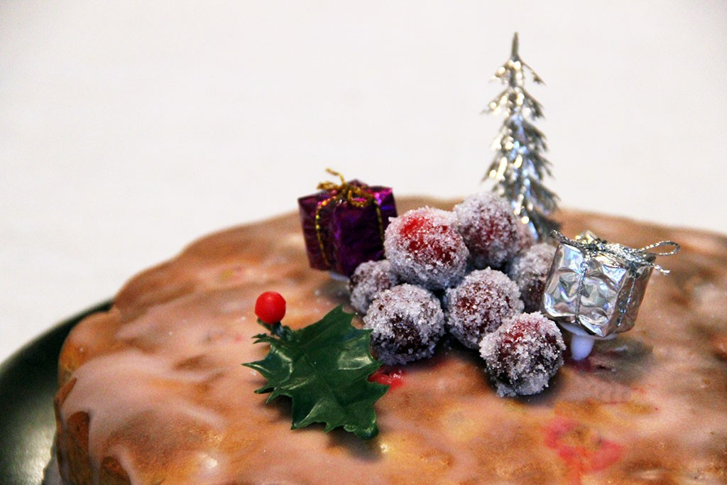 gateau-de-noel-cranberries-2