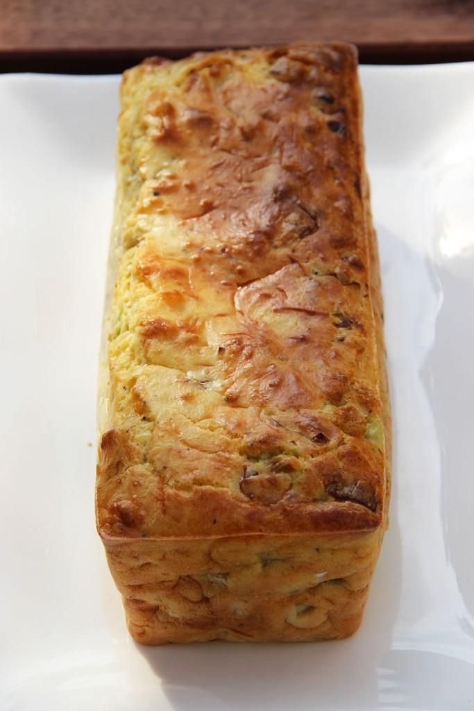 cake-poireau-lardons