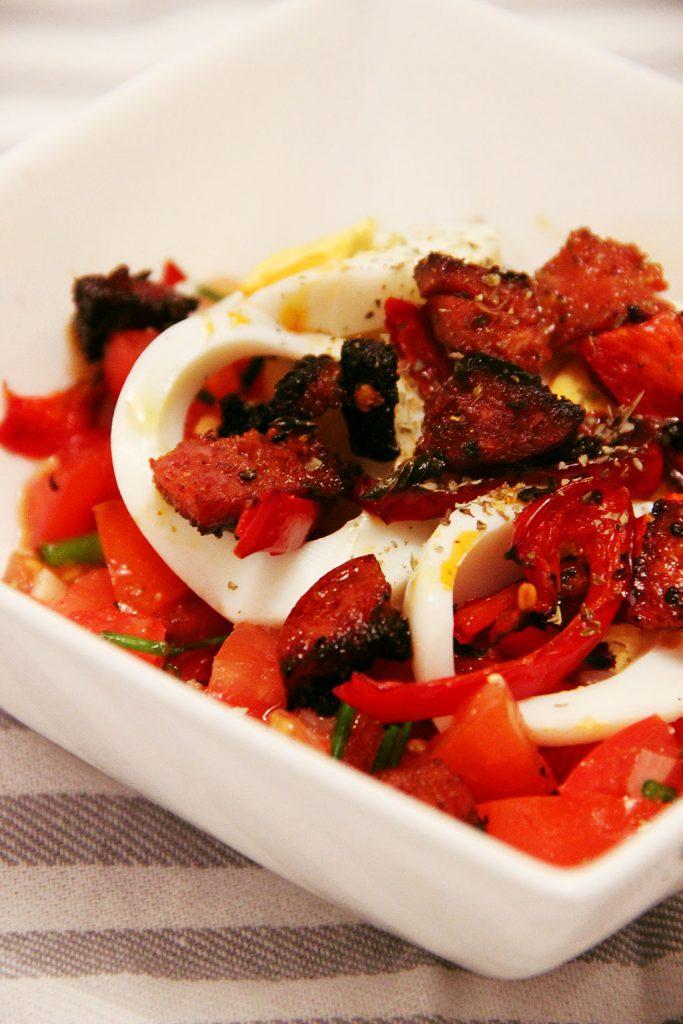 salade-tomate-chorizo