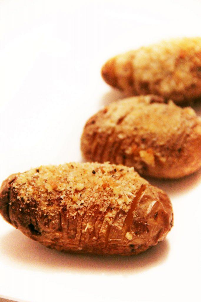 Sp cialit de su de pommes de terre hasselback not parisienne - La pomme de terre est elle un legume ...