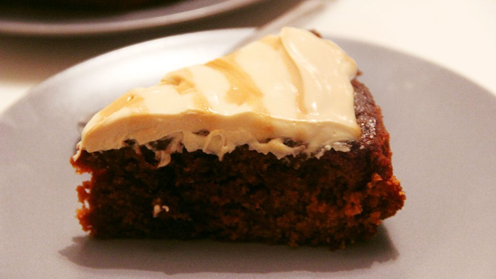 Poke Cake Recette Caramel