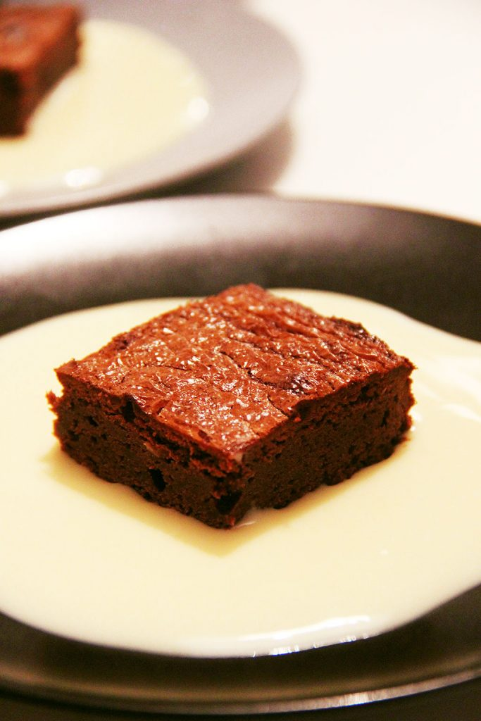 brownie-nutella