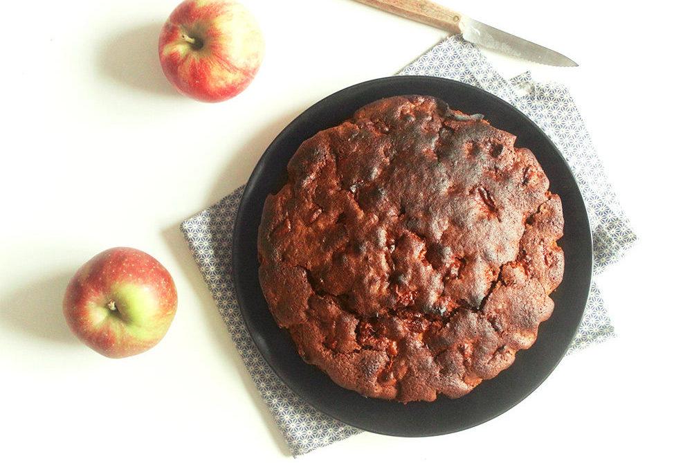 Spécialité d'Arménie : Gâteau aux pommes