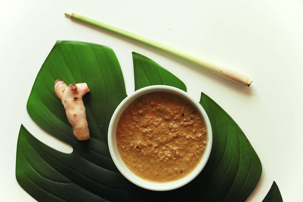 Spécialité d'Indonésie : soupe soto
