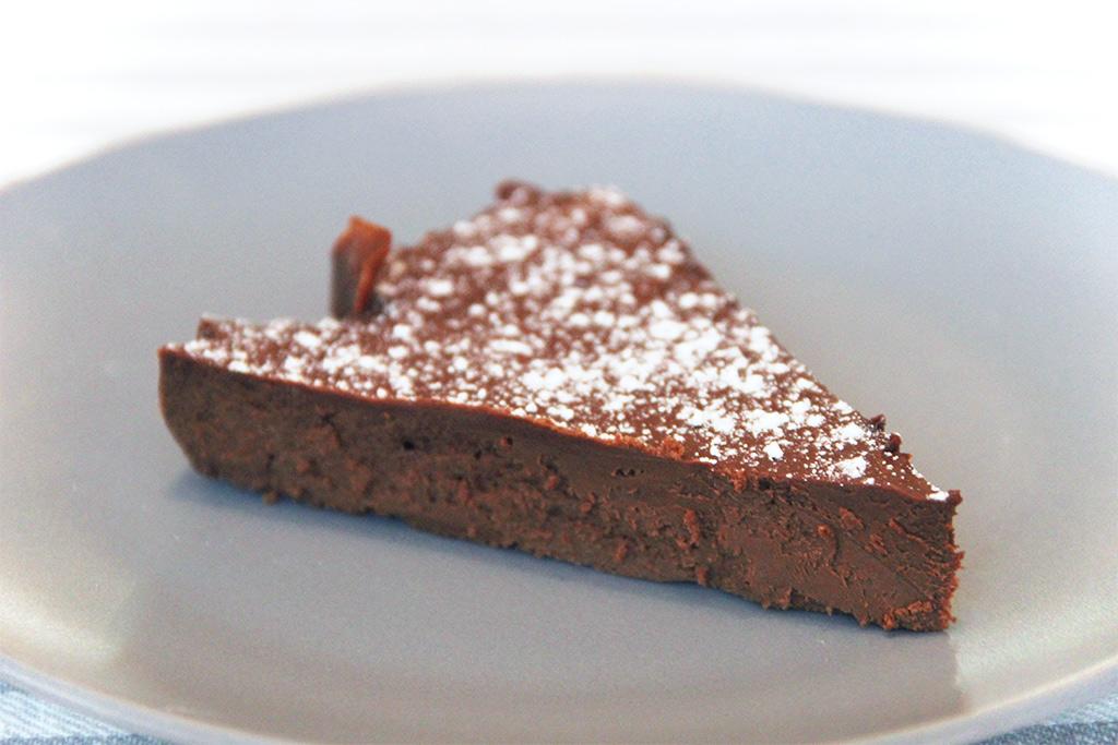 Gâteau léger au Nutella